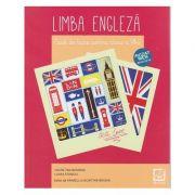 Limba engleza, caiet de lucru pentru clasa a VII-a, EN083 (Editura: Booklet, Autori: Valentina Barabas, Laura Stanciu ISBN 978-606-590-653-2)
