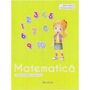 Matematica, culegere pentru clasa a IV-a, PR 094 (Editura: Booklet, Autor(i): Maria Ionescu, Cristina Iordache ISBN 978-606-590-519-1)