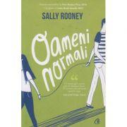 Oameni normali ( Editura: Curtea Veche, Autor: Sally Rooney ISBN 978-606-44-0316-2)