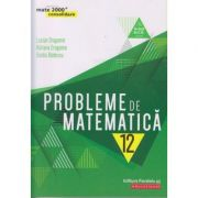 Probleme de matematica pentru clasa a XII-a: consolidare (Editura: Paralela 45, Autori: Lucian Dragomir, Adriana Dragomir, Ovidiu Badescu ISBN 978-973-47-3040-7)