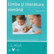 Limba si literatura romana, caiet de lucru pe unitati de invatare, clasa a V-a, GM167 (Editura: Booklet, Autor: Margareta Onofrei ISBN 978-606-590-728-7)