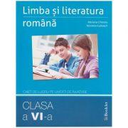 Limba si literatura romana, caiet de lucru pe unitati de invatare, clasa a VI-a, GM148 (Editura: Booklet, Autori: Mariana Cheroiu, Nicoleta Kuttesch ISBN 978-606-590-513-9)