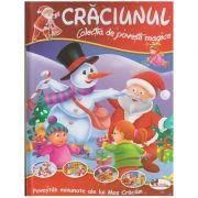 Craciunul colectia de povesti magice( Editura: Aramis ISBN 978-606-706-461-2)