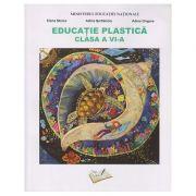 Educatie plastica clasa a 6 a (Editura: Ars Libri, Autor: Stoica Elena, Adina Serbanoiu, Adina Grigore ISBN 978-606-36-0979-4)