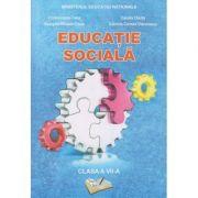 Educatie sociala clasa a 7 a ( Editura: Ars Libri, Autor(i): Cristina Ipate-Toma, Georgeta-Mihaela Crivac, Daniela Chirita ISBN 978-606-36-0976-3)