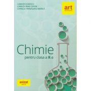Chimie culegere pentru clasa a X a ( Editura: Art Grup Editorial, Autor: Luminita Vladescu, Lumnita Iirinei Doicin, Corneliu Tarabasanu Mihaila ISBN 9786060031994 )