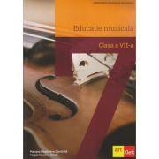 Educație muzicală. Manual pentru clasa a VII-a(Editura: Art, Autor: Mariana Magdalena Comăniță, Magda Nicoleta Bădău ISBN 9786068964928)