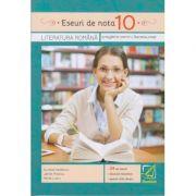 Eseuri de nota 10 ( Editura: Booklet, Autor: Aurelia Nedelcu ISBN 978-606-590-657-0 )