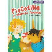 Piscotina si magarusul Pavarotti / editie biligva engleza-romana (Editura: Booklet, Autor: Claudia Draganoiu ISBN 978-606-590-590-0)