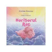 Norisorul Roz (Editura: Curtea Veche, Autor: Cristina Donovici ISBN 978-606-44-0429-9)