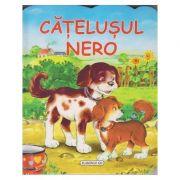 Catelusul Nero (Editura: Flamingo GD ISBN 978-606-713-147-5)