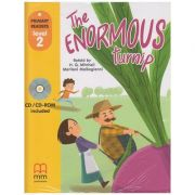 The enormous turnip(Editura: MM Publications, Autor: H. Q. Mitchell ISBN 978-615-05-2517-5)