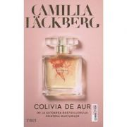 Colivia de aur( Editura: Trei, Autor: Camilla Lackberg ISBN 978-606-0647-9)