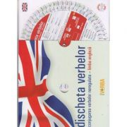 Discheta verbelor/ conjugarea verbelor neregulate - Limba Engleza(Editura: Verba ISBN 978-973-88282-8-5)