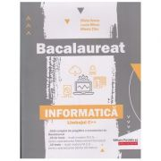 Informatica Bacalaureat c++ (Editura: Paralela 45, Autor: Silvia Grecu ISBN 978-973-47-3115-2)