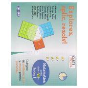 Explorez, aplic, rezolv Matematica pentru clasa a 7 a partea 1 (Editura: Sigma, Autor: Mihaela Singer ISBN 978-606-727-373-1)