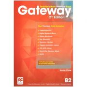 Gateway Teacher's Book Premium Pack 2nd Edition B2 ( Editura: Macmillan, Autor: Anna Cole ISBN 978-0-230-47319-5)