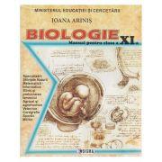 Biologie manual penttru clasa a 11 a (Editura: Sigma, Autor: Ioana Arinis ISBN 978-606-727-349-6)