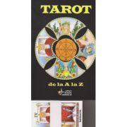 Tarot de la A la Z (Editura: Steaua Nordului ISBN 978-606-511-234-6)