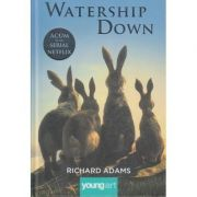 Watership Down(Editura: Art, Autor: Richard Adams ISBN 978-606-8811-74-1)