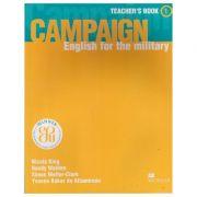Campaign 1 Teacher's Book (Editura: Macmillan, Autor: Nicola King ISBN 1-405-00981-0)