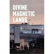 Divine Magnetic Lands: A Journey in America ( Editura: Harvill Secker/Books Outlet, Autor: Timothy O'Grady ISBN 9780436205132 )