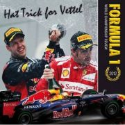 Formula 1 2012: World Championship Photographic Review (Editura: Edit Vallardi/Books Outlet, Autor: Giorgio Stirano ISBN 9788895684543 )