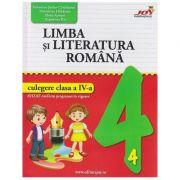 Limba si literatura romana culegere pentru clasa a 4 a (Editura: Joy, Autor(i): Valentina Stefan-Caradeanu ISBN 978-606-8593-55-5)