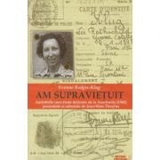 Am supravietuit (Editura: Meteor Press, Autor: Yvonne Redgis-Klug ISBN 978-606-8653-43-3)
