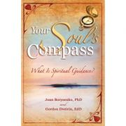 Your Soul's Compass: What Is Spiritual Guidance? ( Editura: Hay House/Books Outlet, Autori: Joan Borysenko, Ph. D and Gordon Dveirin, Ed. D ISBN 9781401907778 )