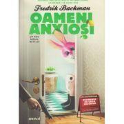 Oameni anxiosi (Editura: Art, Autor: Friedrik Backman ISBN 9786067107227)