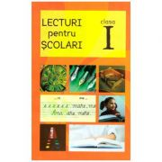 Lecturi pentru scolari clasa I. Editia a II-a ( Editura: Astro ISBN 9786068660134)
