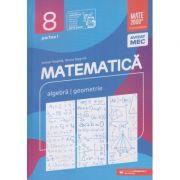 Mate 2000 Consolidare clasa a 8 a 2020-2021 Partea 1(Editura: Paralela 45, Autor(i): Anton Negrila, Maria Negrila ISBN 9789734732463)