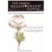 Gift magnet - To my very lovely Granddaughter