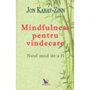 Mindfulness pentru vindecare(Editura: For You, Autor: Jon Kabat-Zinn ISBN 9786066393508)