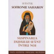 Suspinarea Duhului Sfant (Editura: Sophia, Autor: Sofronie Saharov ISBN 978-606-8633-42-8)
