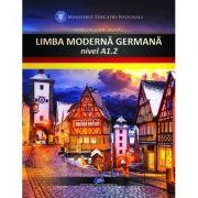 Limba moderna germana Nivel A1. 2 (Editura: Didactica si Pedagogica, Autor: Paul-Cristian Calmac ISBN 9786063111280 )