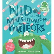 Monsters' Nonsense: The Green Gobbler: Practice Phonics with non-words ( Editura: QED Publishing/Books Outlet, Autori: Peter Bently, Duncan Beedie ISBN 9781784935924)