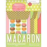 Macaron Mix & Match Stationery ( Editura: Chronicle Books/Books Outlet, Autor: Chronicle Books ISBN 9781452121529)