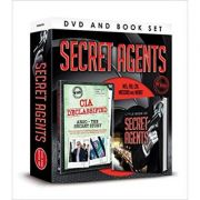 Secret Agents DVD/Book Gift Set
