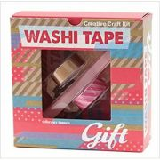 Washi Tape Gift Creative Craft Kit( Editura: Quarry Books/Books Outlet, Autor: Courtney Cerruti ISBN 9781631590047)