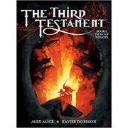 The Third Testament (Book IV): The Day of the Raven ( Editura: Titan /Books Outlet, Autori: Xavier Dorison, Alex Alice ISBN 9781782760924)