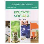 Educatie sociala. Manual pentru clasa a VIII-a ( Editura: ArsLibri, Autori: Georgeta-Mihaela Crivac, Adina Grigore ISBN 978-606-36-1265-7 )