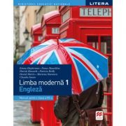 Limba moderna 1 Engleza Manual pentru clasa a VII-a (Editura: Litera, Autori: Emma Heyderman, Fiona Mauchline, Patrick Howarth, Patricia Reilly, Daniel Morris ISBN 9786063340406)
