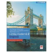 Limba moderna 2 Engleza Manual pentru clasa a VI-a ( Editura: Litera, Autori: Fiona Mauchline, Daniel Morris, Catherine Smith ISBN 9786063339899)