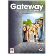 Gateway 2nd Edition, Online Workbook Pack, C1 ( Editura: Macmillan, Autor: Gill Holley ISBN 9781786323163)