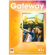 Gateway 2nd Edition, Digital Student's Book Premium Pack, A1+ ( Editura: Macmillan, Autor: David Spencer ISBN 978-0-230-49846-4)