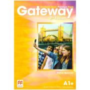 Gateway Student's Book Premium Pack, 2nd Edition, A1+ ( Editura: Macmillan, Autor: David Spencer ISBN 9780230473072)