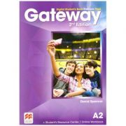 Gateway 2nd Edition, Digital Student's Book Premium Pack, A2 ( Editura: Macmillan, Autor: David Spencer ISBN 9780230498471)