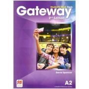 Gateway Student's Book Pack, 2nd Edition, A2 ( Editura: Macmillan, Autor: David Spencer ISBN 9780230473096)